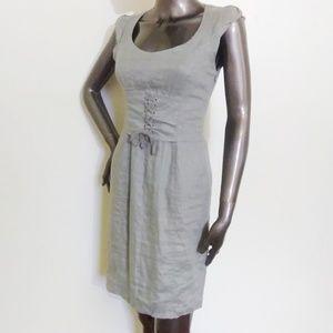 Zara Corset Waist Dress